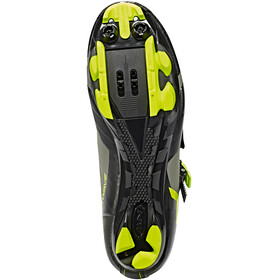 Northwave Scream 2 SRS Shoes Men black/grey/yellow fluo